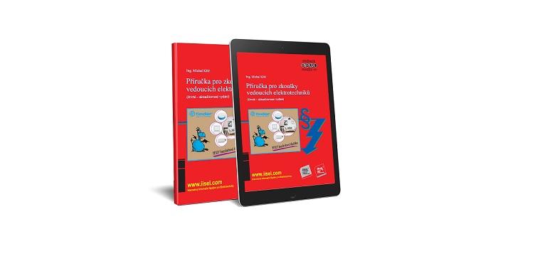 Nová příručka - Vedoucí elektrotechnici