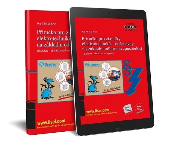 Nová příručka - Příručka pro zkoušky elektrotechniků